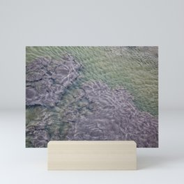 Water Currents No2 Mini Art Print