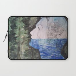 I Think This Is Called Healing Laptop Sleeve