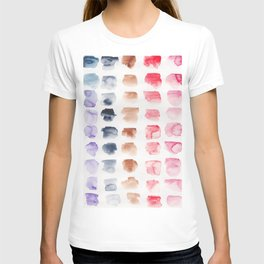 5  | Abstract Patterns Watercolor Painting | 200615 T-shirt