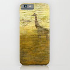 Giraffe iPhone 6 Slim Case