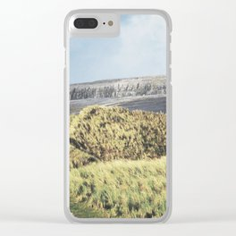 Tuft and Stone - Landscape Photography Clear iPhone Case