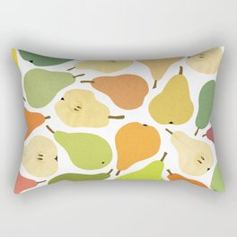 Dream pears Rectangular Pillow