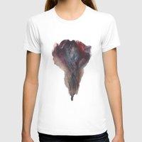 vagina T-shirts featuring Ashley Lane's Vagina No.2 by Nipples of Venus