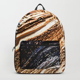 Twisted Trunk // Close up Tree Photography Wood Grain Forest Branches Outdoor Nature Decor Backpack