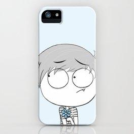 taem the new vampire iPhone Case