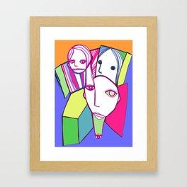 Ispir-azione Framed Art Print