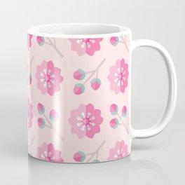 SAKURA CHERRY BLOSSOMS Coffee Mug