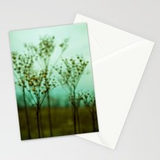Moody Nature Abstract Stationery Cards