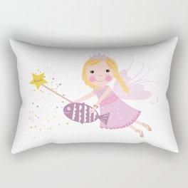 Pisces zodiac sign  Rectangular Pillow