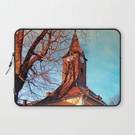 The village church of Waxenberg Laptop Sleeve
