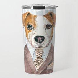 Jacki Russell Travel Mug
