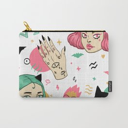 Wild girls Carry-All Pouch