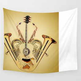Orchestrate Wall Tapestry