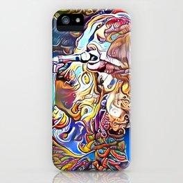 Janis I iPhone Case