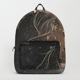 I see the universe in you. Backpack