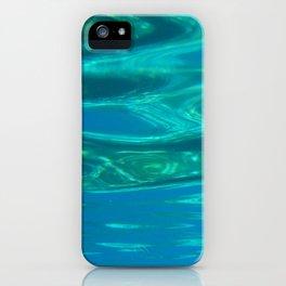 Sea design iPhone Case