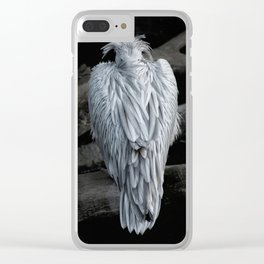 incognito Clear iPhone Case