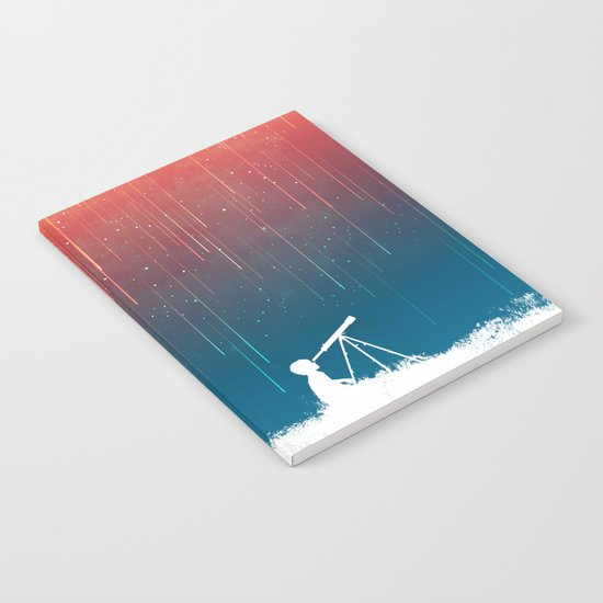 Meteor Rain (light version) Notebook