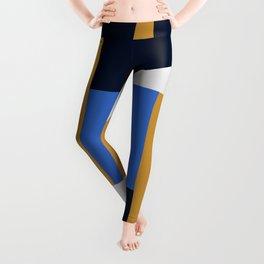 Abstract Geometric Leggings