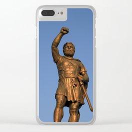 Skopje VI Clear iPhone Case
