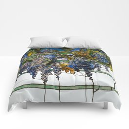 Louis Comfort Tiffany - Decorative stained glass 17. Comforters