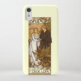Bride iPhone Case