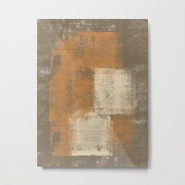 Foundations Metal Print