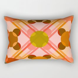 Cailleach - Abstract Colorful Art Rectangular Pillow