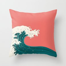 Nami Throw Pillow