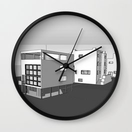 loos ends Wall Clock