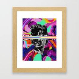 Stetic Framed Art Print