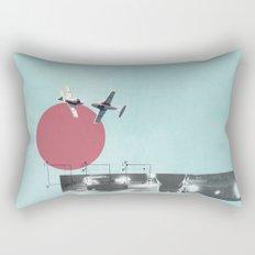 Chicken Rectangular Pillow