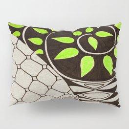 Pinch of Green Pillow Sham