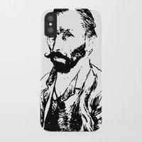 van gogh iPhone & iPod Cases featuring Van Gogh by ISHTAR