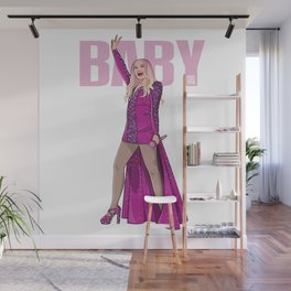 Baby Spice 2019 Wall Mural