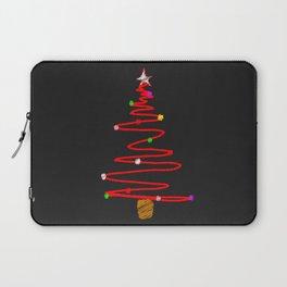 Blackboard Tree Laptop Sleeve