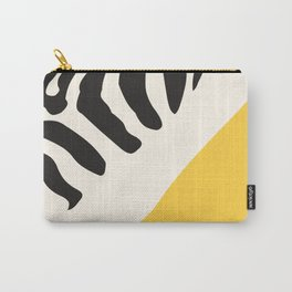 Zebra Abstract Carry-All Pouch
