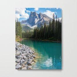 Nature Untamed Metal Print