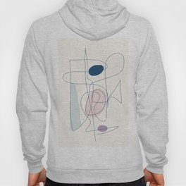 Abstract Movement 07 Hoody