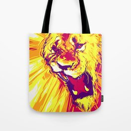 Strength of a Sun Tote Bag