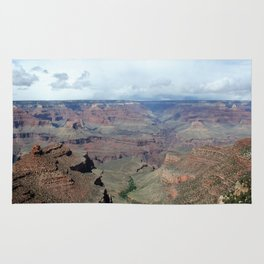 Majestic Grand Canyon Photo - Space to Breathe Rug