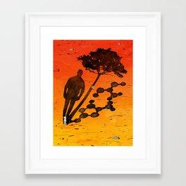 """Identity"" by Jackie Ferrentino for Nautilus Framed Art Print"