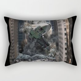 Last Flight Home  Rectangular Pillow