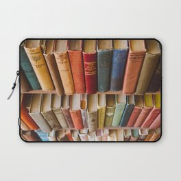 The Colorful Library Laptop Sleeve