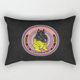 BRUTUS Rectangular Pillow