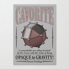 Cavorite Canvas Print