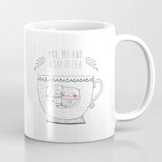 you me and a cup of tea Mug