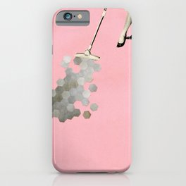 Picking Up the Pieces iPhone Case