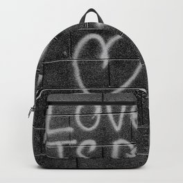Love is Real Backpack