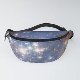 Star cluster Trumpler 14 in the Milky Way (NASA/ESA Hubble Space Telescope) Fanny Pack